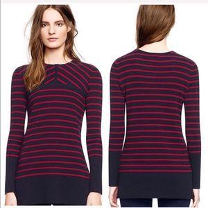 Tory Burch Seraphina Tunic Sweater XS